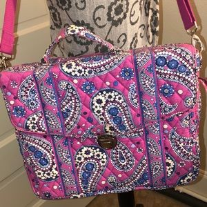 Vera Bradley office-Laptop Bag Great Condition